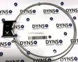 Thyssen-M2TD6-schachtdeur-koppelkabel-ø=32-x-L=1350mm-2x-pers-einddop-met-beugel